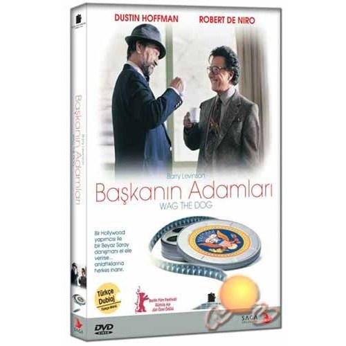 Wag The Dog (Başkanın Adamları) ( DVD )
