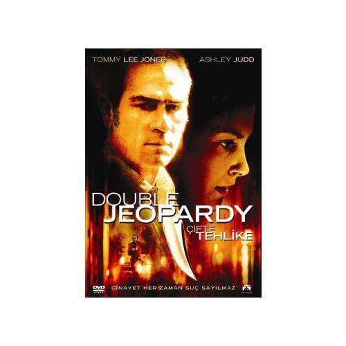 Double Jeopardy (Çifte Tehlike) ( DVD )