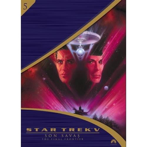 Star Trek 5: The Final Frontıer (Uzay Yolu 5: Son Savaş)