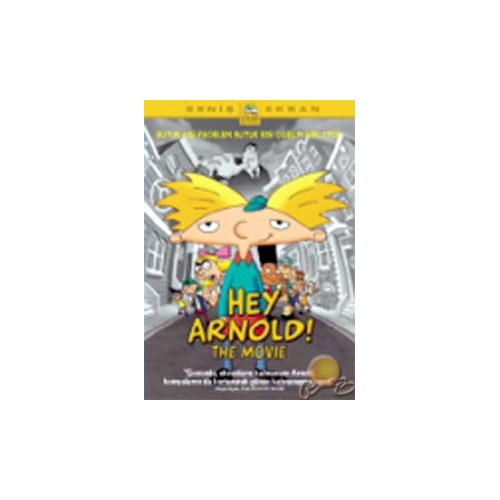 The Movie (Hey Arnold!) ( DVD )