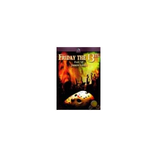 Frıday The 13th Part Vı Jason Lives (13. Cuma 6.BÖLÜM) ( DVD )