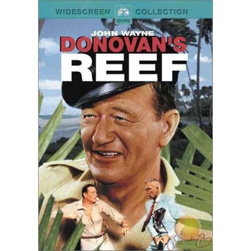 Donovan S Reef (Donovan In Salonu) ( DVD )