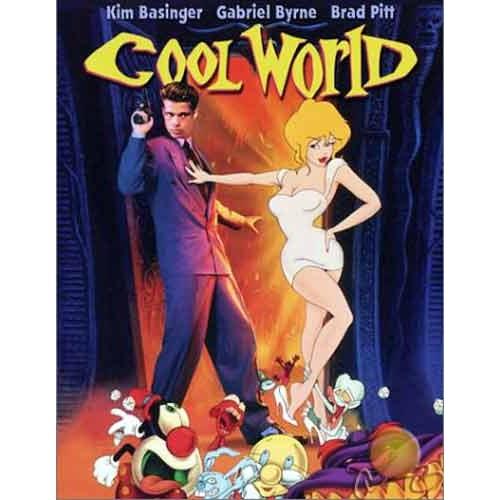 Cool World (Hayal Dünyası) ( DVD )