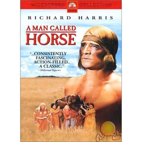 A Man Called Horse (At Denilen Adam) ( DVD )