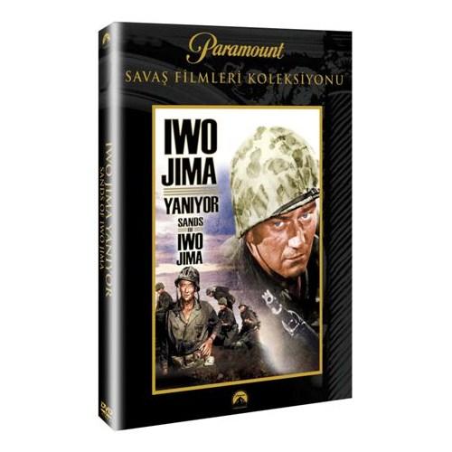 Sands Of Iwo Jima (Iwo Jima Yanıyor) ( DVD )