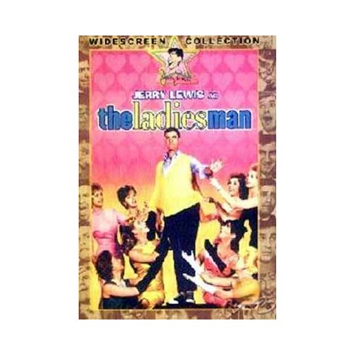 The Ladiesman (Jerry Lewis) ( DVD )