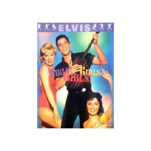 Girls, Girls, Girls ( DVD )