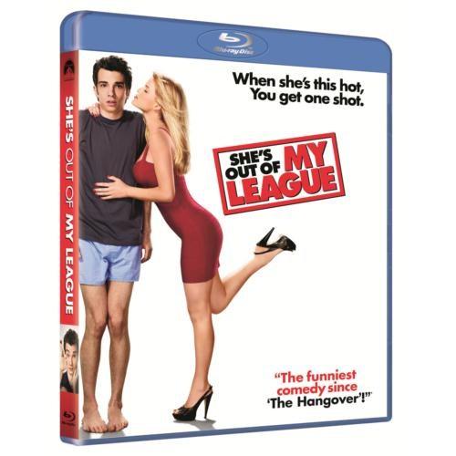 She's Out Of My League (Bu Kız Beni Aşar) (Blu-Ray Disc)