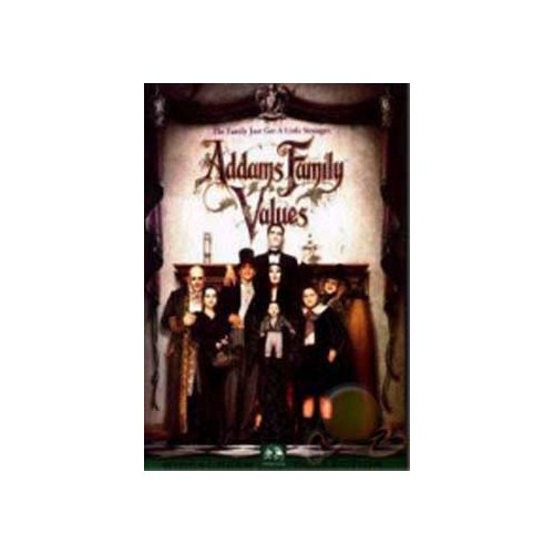Addams Family Values (Addams Ailesi) ( DVD )