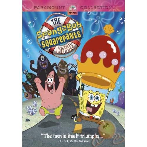 The Sponge Bob Squarepants Movie (Sünger Bob Kare Pantolon Filmi)