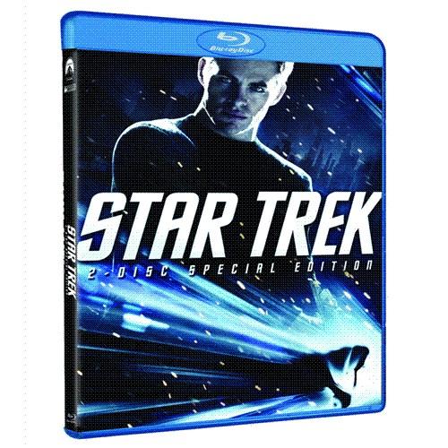 Star Trek - 2009 (Blu-Ray Disc)