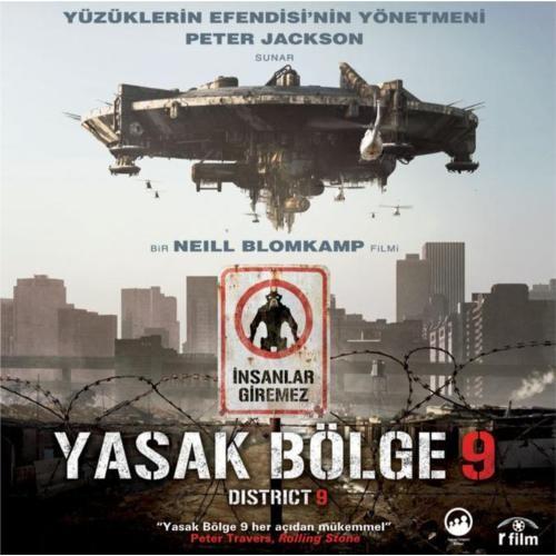 Yasak Bölge 9 (District 9)