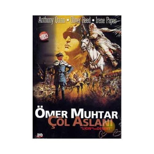 Lion Of The Desert (Ömer Muhtar Çöl Aslanı) ( DVD )