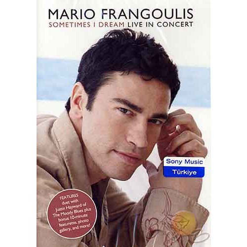 SomeTimes I Dream (Marıo Frangoulıs) ( DVD )
