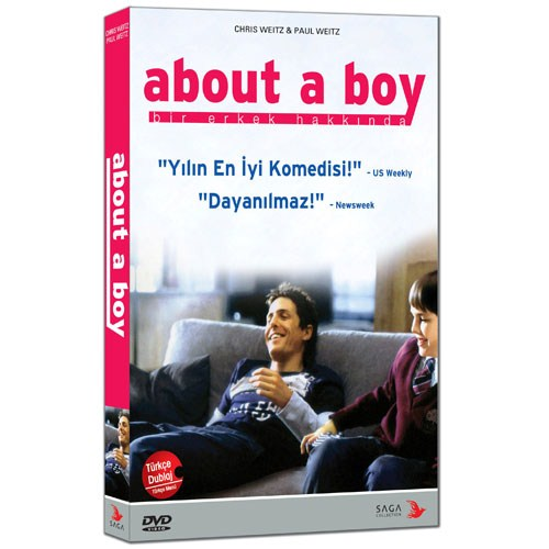 About A Boy (Bir Erkek Hakkında) ( DVD )