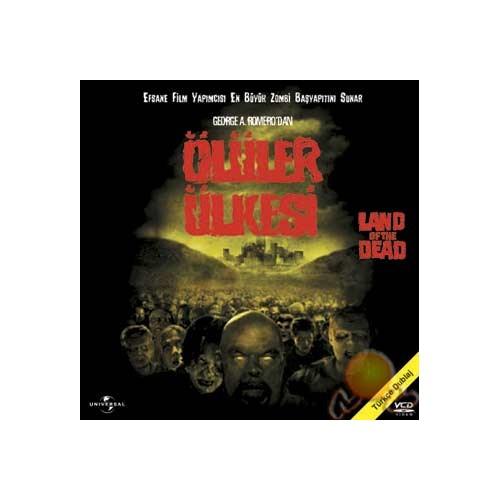 Ölüler Ülkesi (Land Of The Dead) ( VCD )