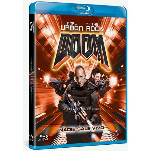 Doom (Blu-Ray Disc)