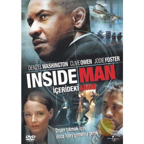 Inside Man (İçerideki Adam)