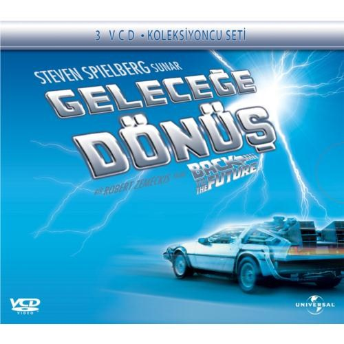 Back To The Future (Geleceğe Dönüş Koleksiyoncu Seti) (3 VCD)