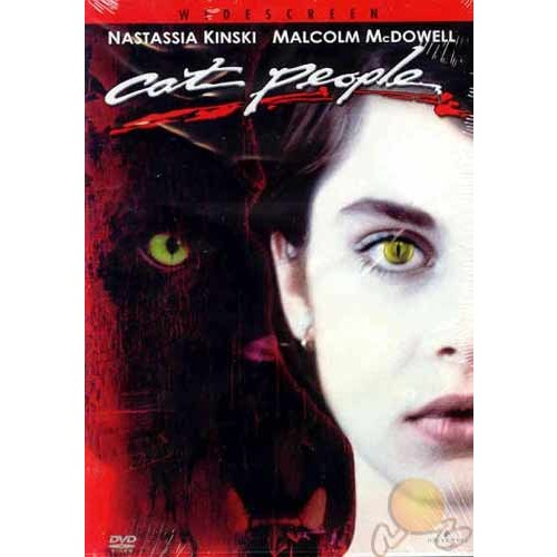 Cat People (Kedi Kız) ( DVD )