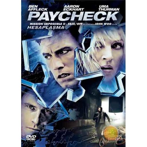 Paycheck (Hesaplaşma) ( DVD )