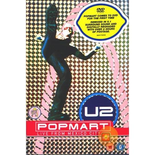 Popmart Live From Mexico City (U2)