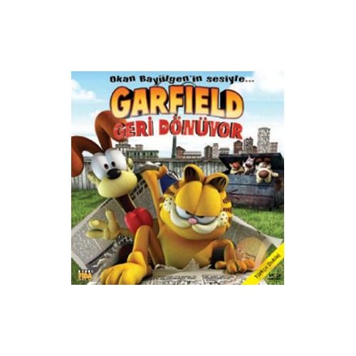 Garfield Geri Dönüyor (Garfield Gets Real)