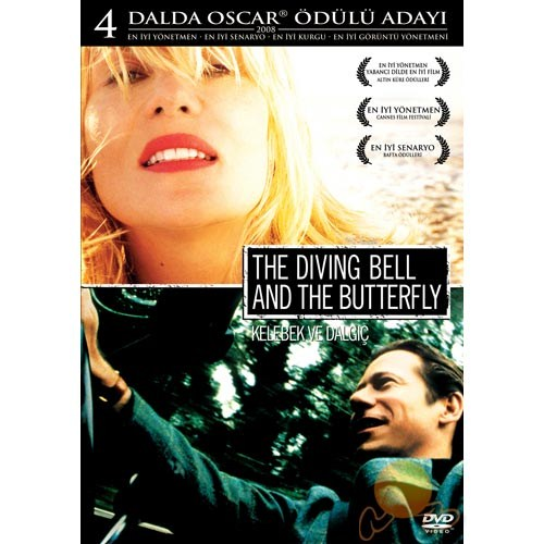 Diving Bell And The Butterfly (Kelebek ve Dalgıç)