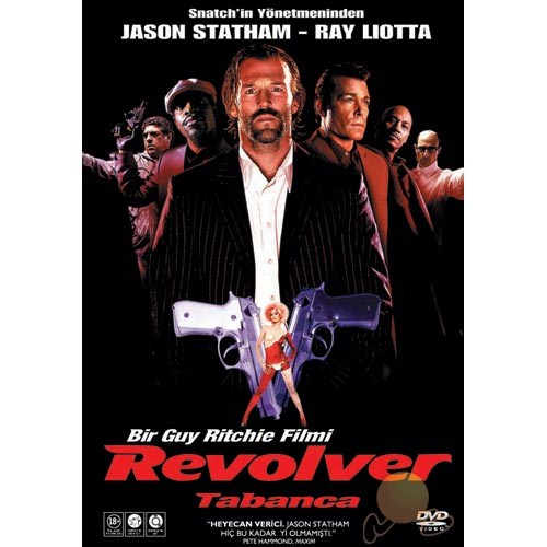 Revolver (Tabanca)