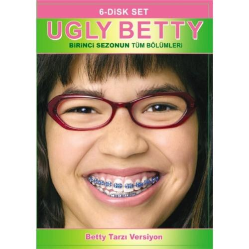 Ugly Betty Complete First Season (Ugly Betty Birinci 1) (6 Disc)