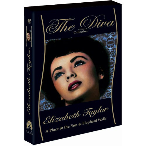 The Diva Collection: Elizabeth Taylor (2 DVD 2 Film)