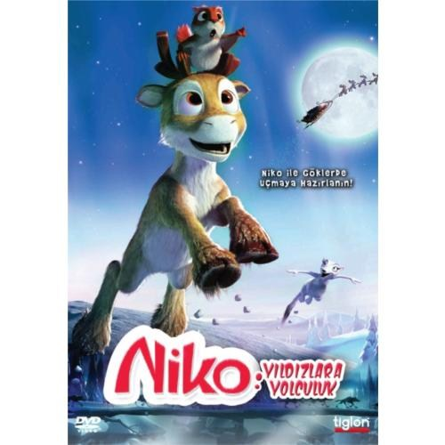 Nıko: The Way To The Stars (Nıko: Yıldızlar Yolculuk)