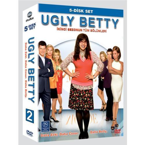 Ugly Betty Season 2 (5 Disc)