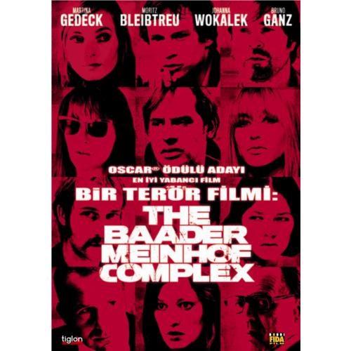 Der Baader Meınhof Complex (Bir Terör Filmi : Der Baader)