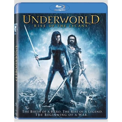 Underworld: Rise Of The Lycans (Karanlıklar Ülkesi: Lycan'ların Yükselişi) (Blu-Ray Disc)