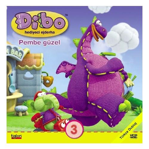 Dibo Hediyeci Ejderha: Pembe Güzel (Dibo The Gift Dragon: Pretty In Pink)