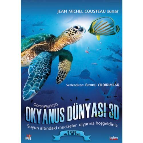 Ocean World 3D (Okyanus Dünyası 3 Boyutlu) (Double)