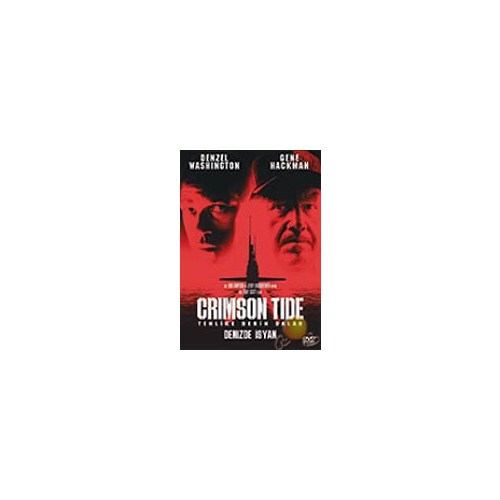 Crımson Tıde (Denizde İsyan) ( DVD )