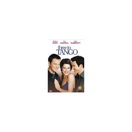 Three To Tango (Aşk Üçgeni) ( DVD )