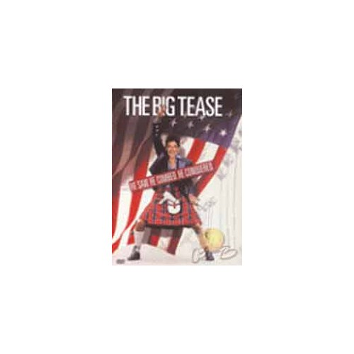 The Big Tease (Altın Makas) ( DVD )