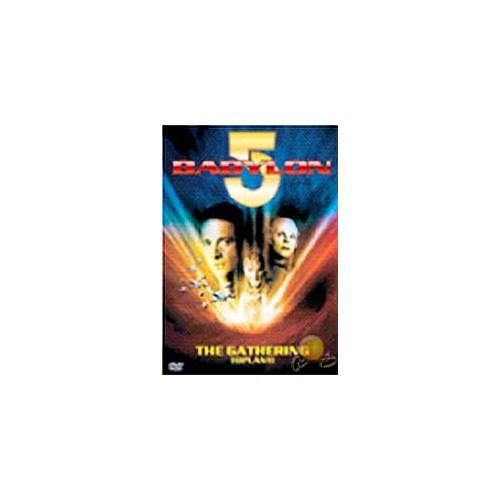 Babylon 5 The Gathering (Toplantı) ( DVD )