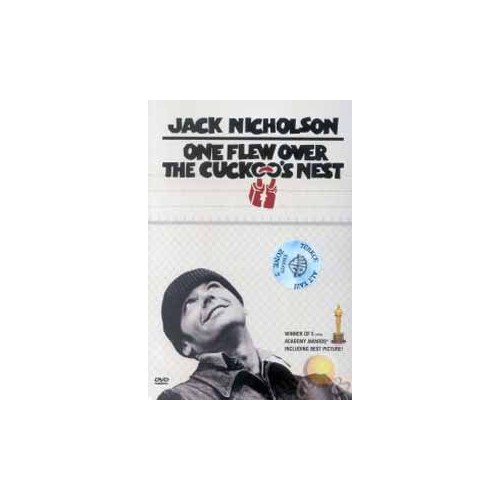 One Flew Over The Cuckoo's Nest (Guguk Kuşu) ( DVD )