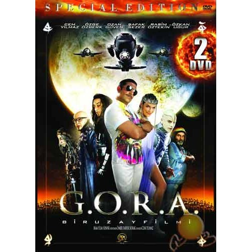 Gora (Bir Uzay Filmi) (Double) ( DVD )