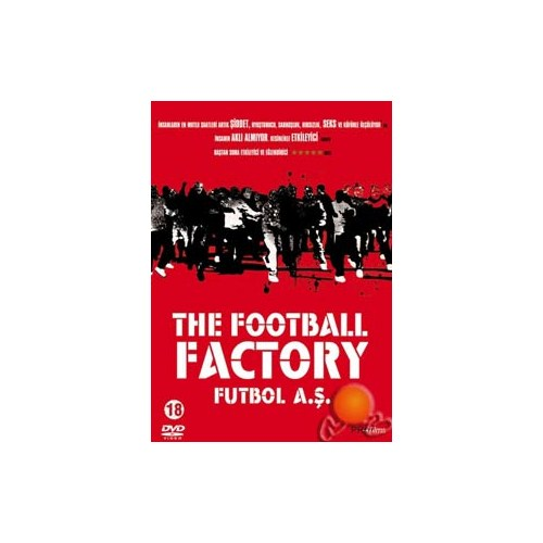 Football Factory (Futbol A.ş) ( DVD )