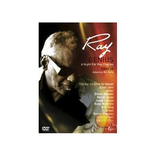Genius - A Night For Ray Charles (Dahi - Ray Charles''a Adanmış Bir Gece) ( DVD )