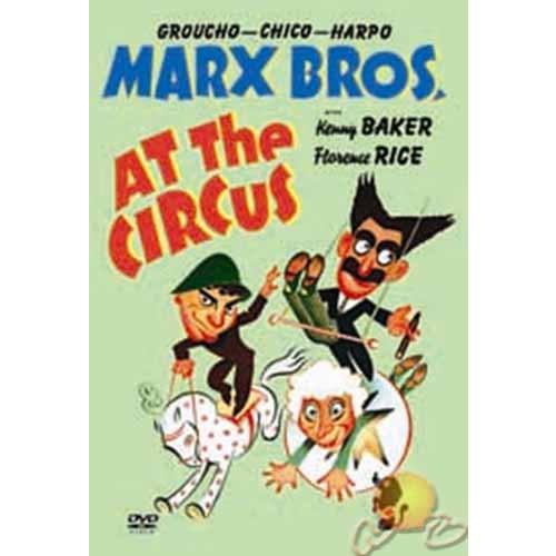 At The Circus (üç Ahbap Çavuşlar Sirkte) ( DVD )