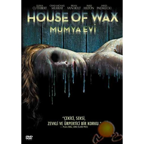 House Of Wax (Mumya Evi) ( DVD )