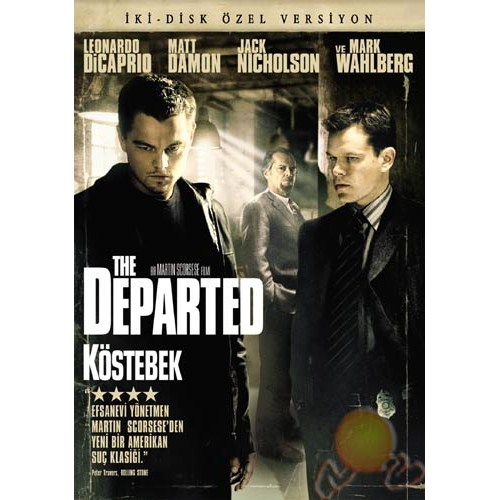 The Departed (Köstebek) (Double)
