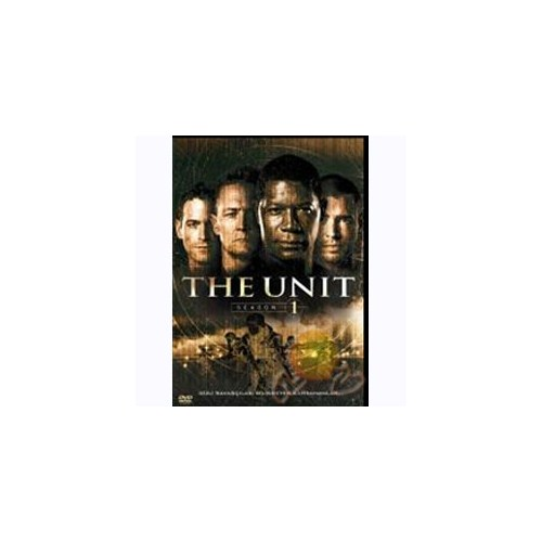The Unit Season 1 (The Unit Sezon 1) (4 Disk)