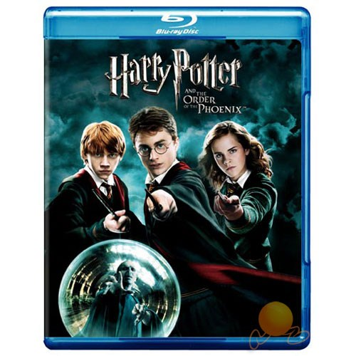 Harry Potter And The Order Of Phoenix (Harry Potter ve Zümrüdüanka Yoldaşlığı) (Blu-Ray Disc)